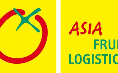 Números récord para ASIA FRUIT LOGISTICA