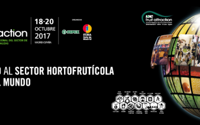 FEDACOVA APOYA A SUS EMPRESAS EN LA FERIA FRUIT ATTRACTION 2017