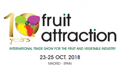 FEDACOVA APOYA A SUS EMPRESAS EN LA FERIA FRUIT ATTRACTION 2018