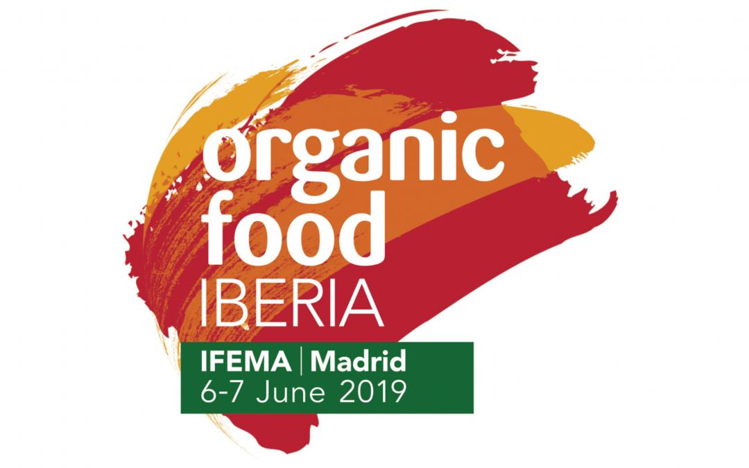 APERTURA PLAZO PARTICIPACIÓN ORGANIC FOOD IBERIA JUNTO A LA CONSELLERIA DE AGRICULTURA