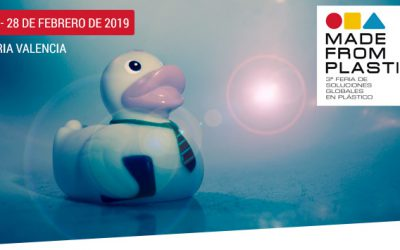 FEDACOVA difunde su proyecto europeo EMBRACE en Made From Plastic 2019