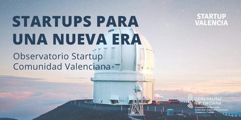 Observatorio Startup Comunidad Valenciana.